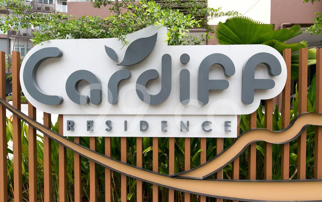 Cardiff Residence  Logo