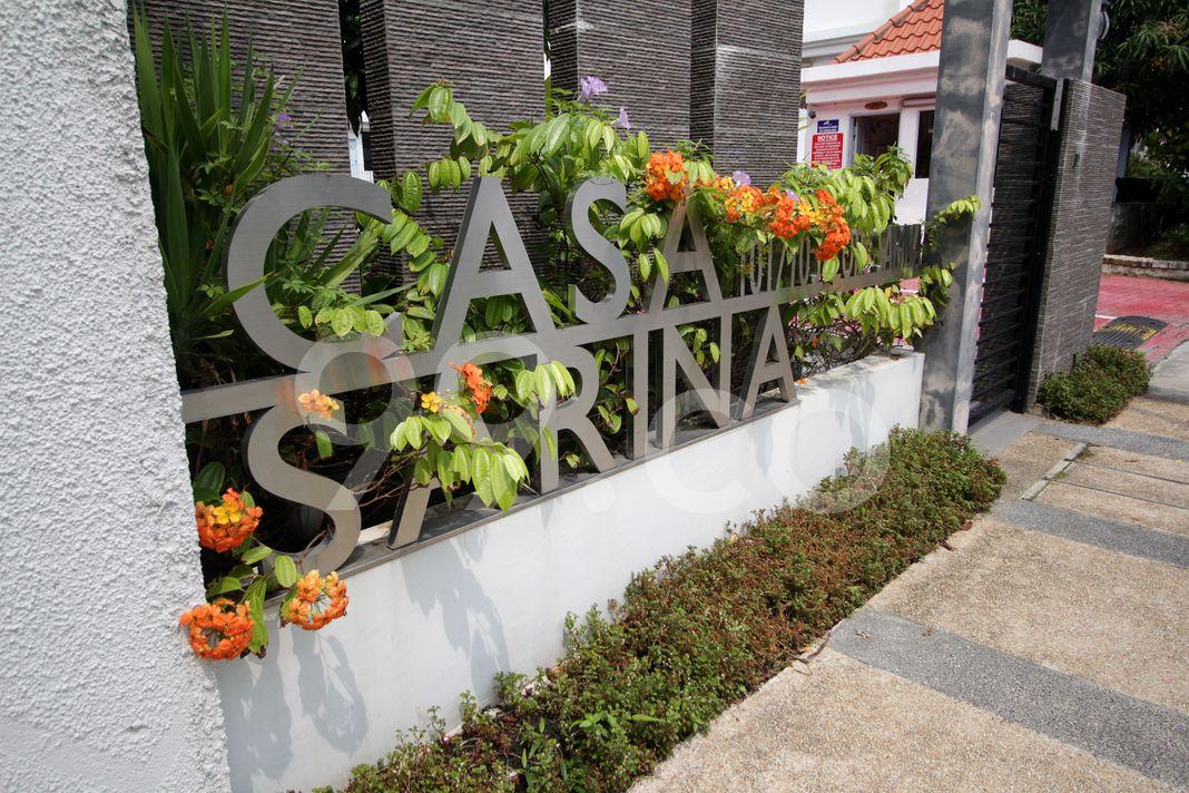 Casa Sarina  Logo