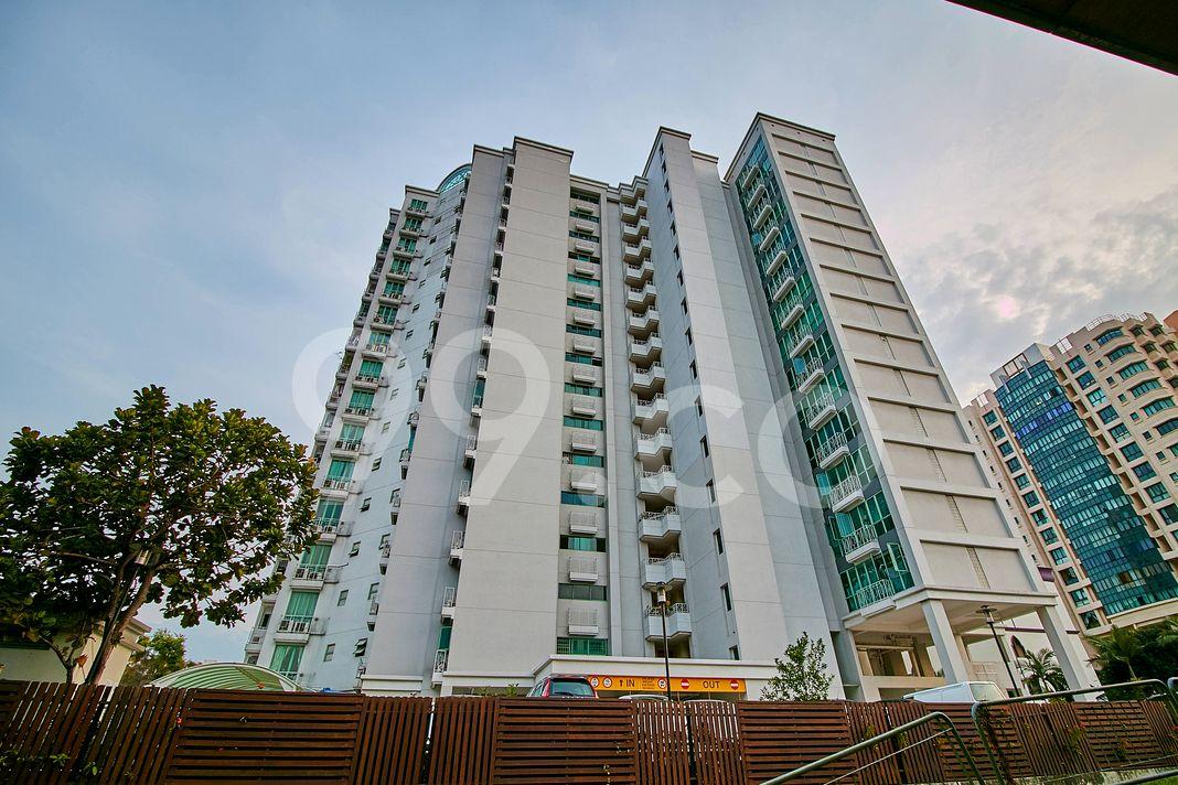 Paya Lebar Residences  Elevation