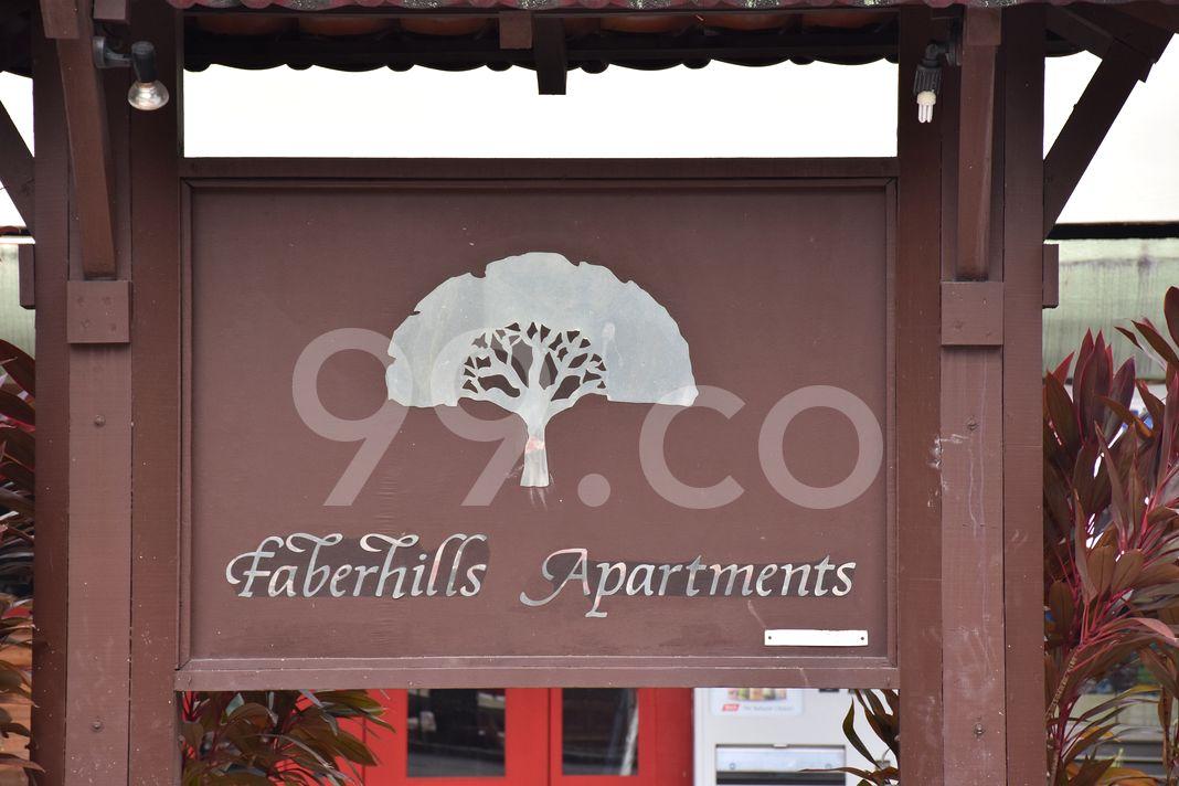 Faber Hills  Logo