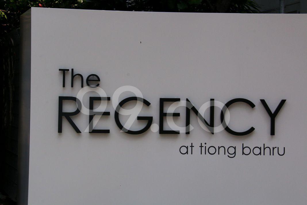 The Regency At Tiong Bahru  Logo