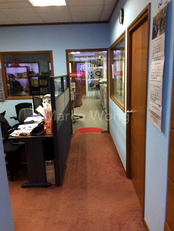 Aircons, Lights, Cabinets, Desks, Carpet Etc