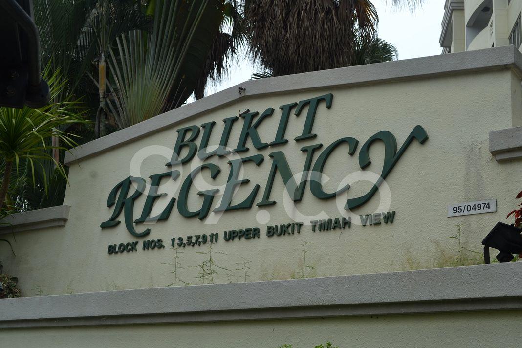Bukit Regency  Logo