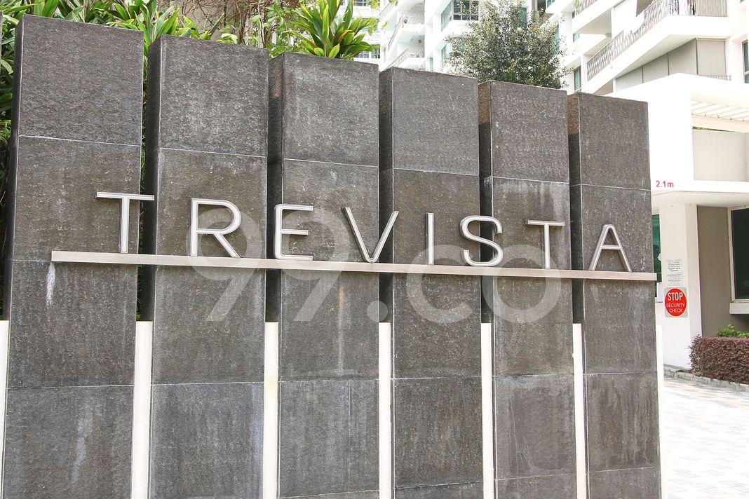 Trevista  Logo