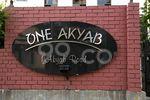 One Akyab - Logo