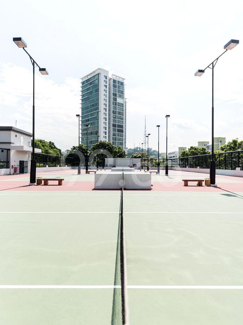 Regent Heights  Tennis