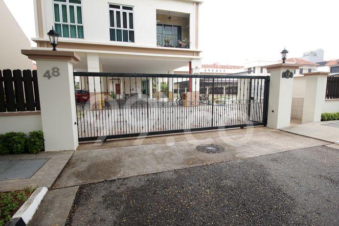 Song Lang Green Song Lang Green - Entrance