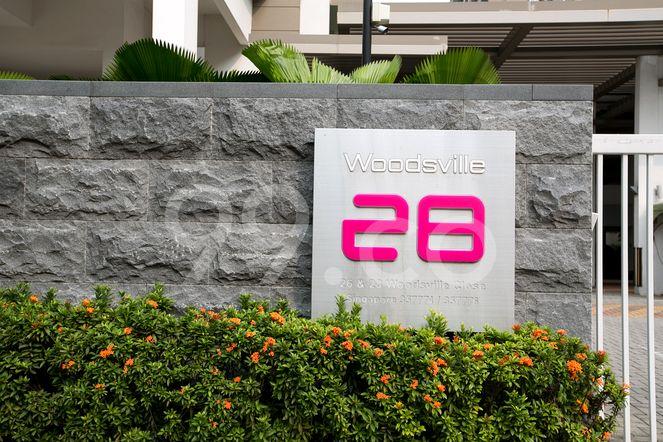 Woodsville 28 Woodsville 28 - Logo