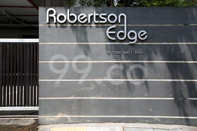 Robertson Edge Robertson Edge - Logo