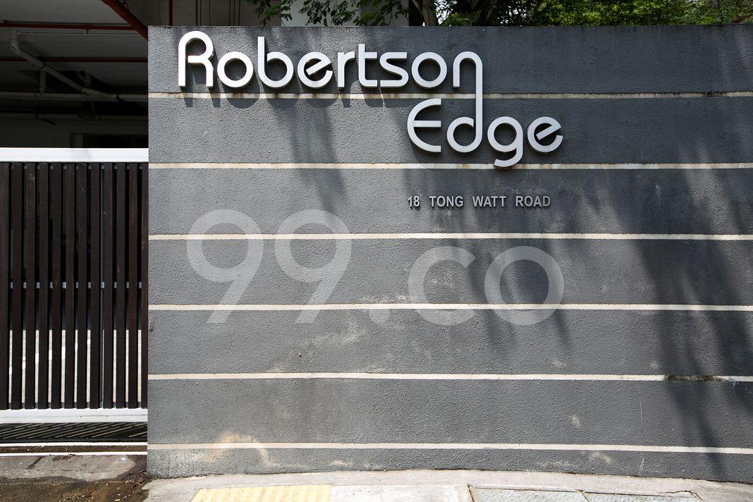 Robertson Edge  Logo