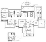 5 Bedrooms Type 5L
