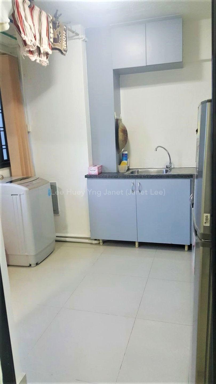 1 bedder - kitchen