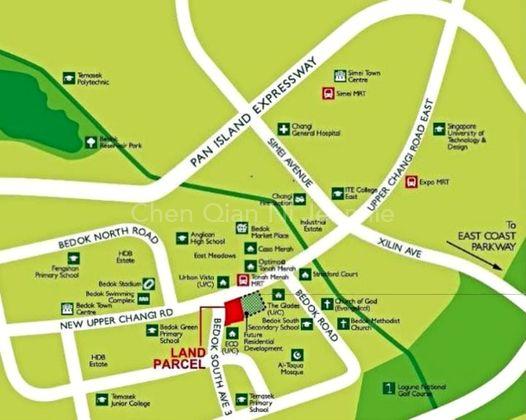 Grandeur Park Residences Ideal Location