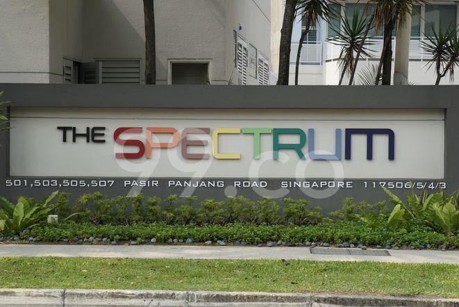 The Spectrum The Spectrum - Logo