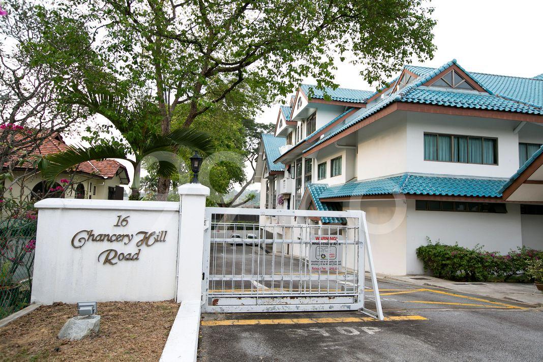 Villa Chancerita  Entrance