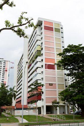 HDB-Jurong East Block 403 Jurong East