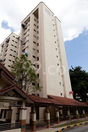 HDB-Jurong East Block 341 Jurong East