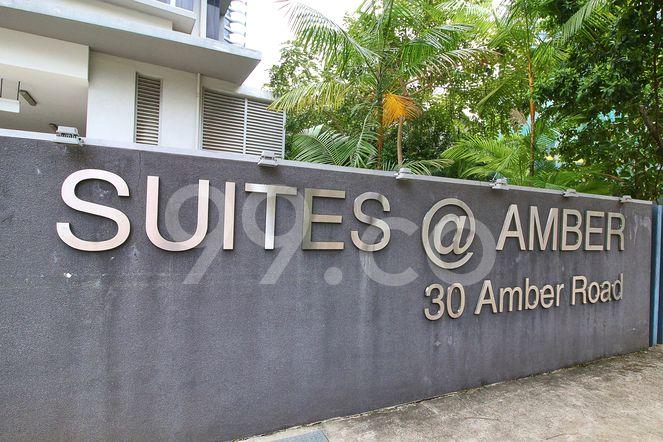 Suites @ Amber Suites @ Amber - Logo