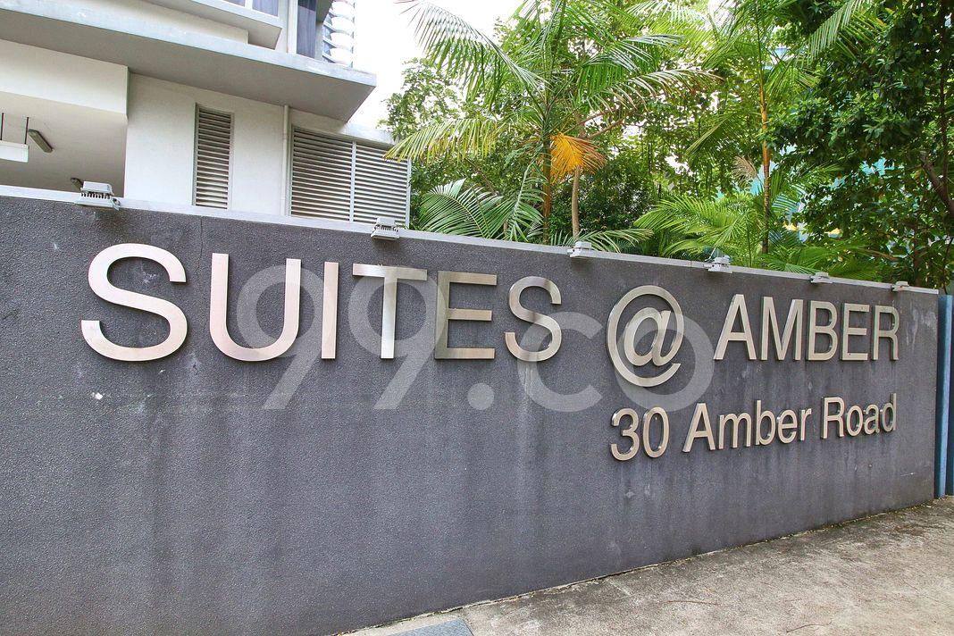 Suites @ Amber  Logo