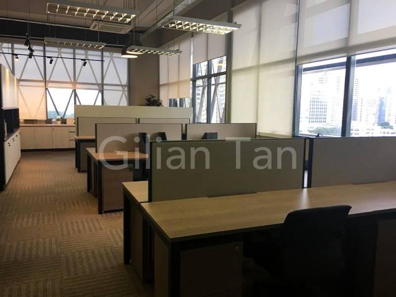 Desk stations