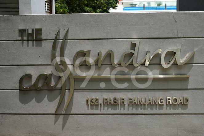 The Cassandra The Cassandra - Logo