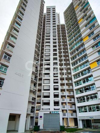 Fernvale Vista Block 443C Fernvale Vista