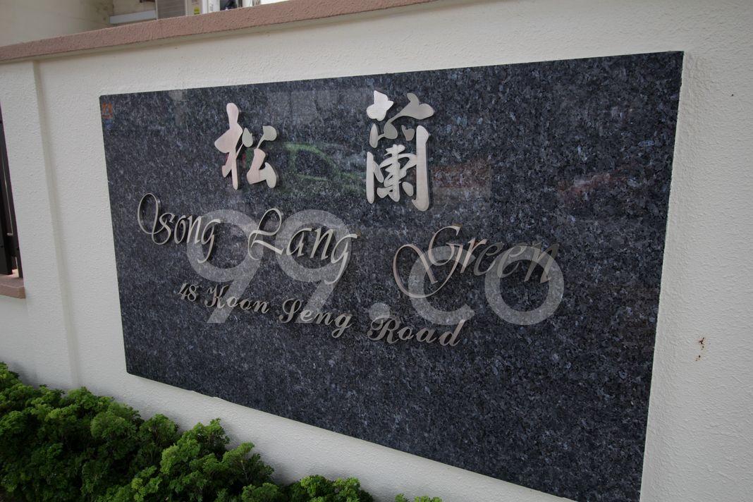 Song Lang Green  Logo