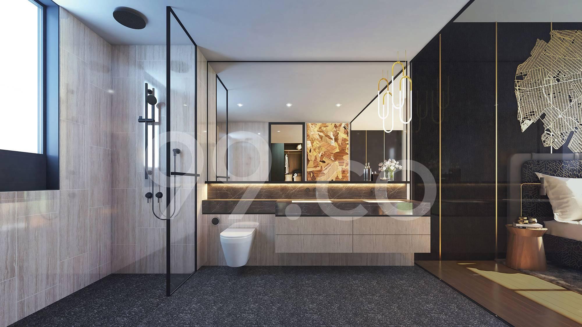 The Hyde Bathroom