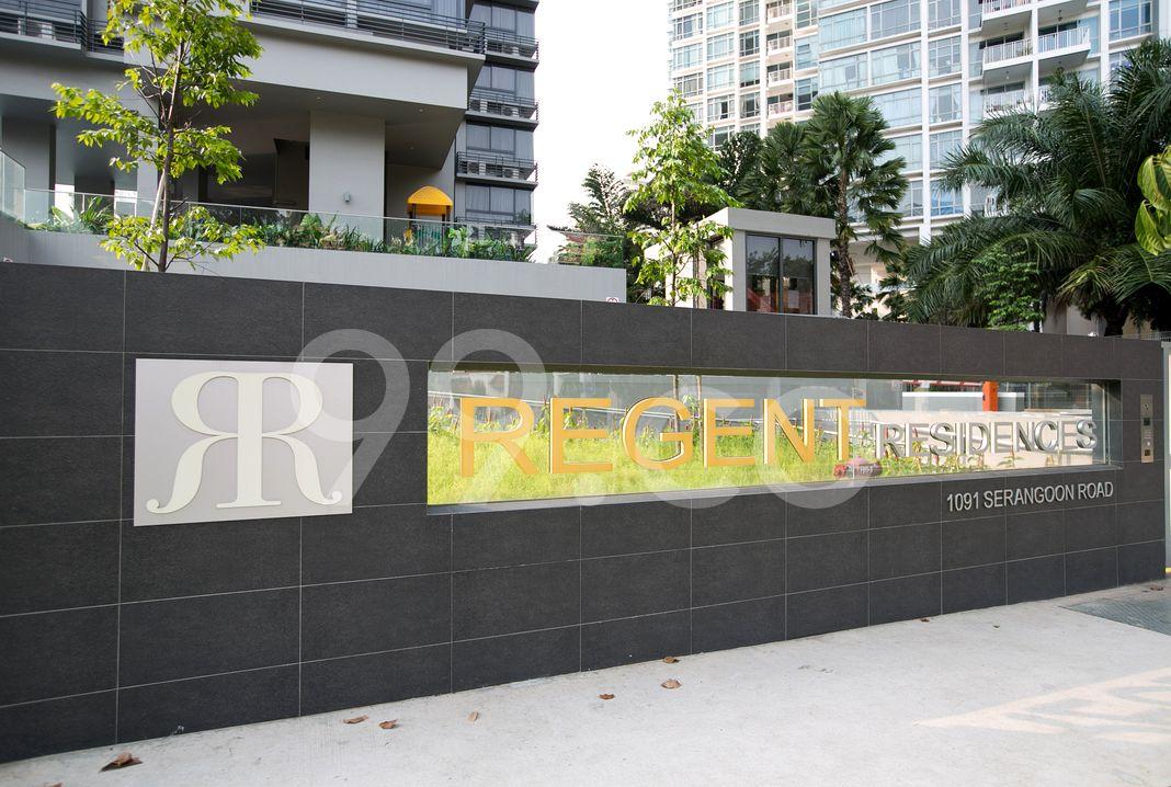 Regent Residences  Logo