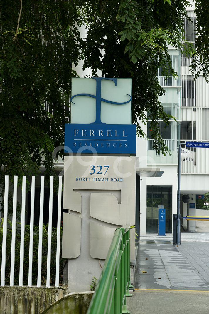 Ferrell Residences  Logo