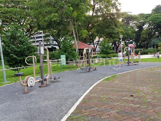 Exercise Station