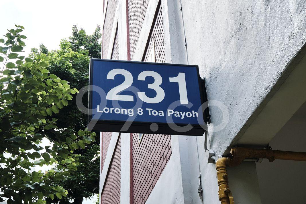 Block 231 Toa Payoh Eight