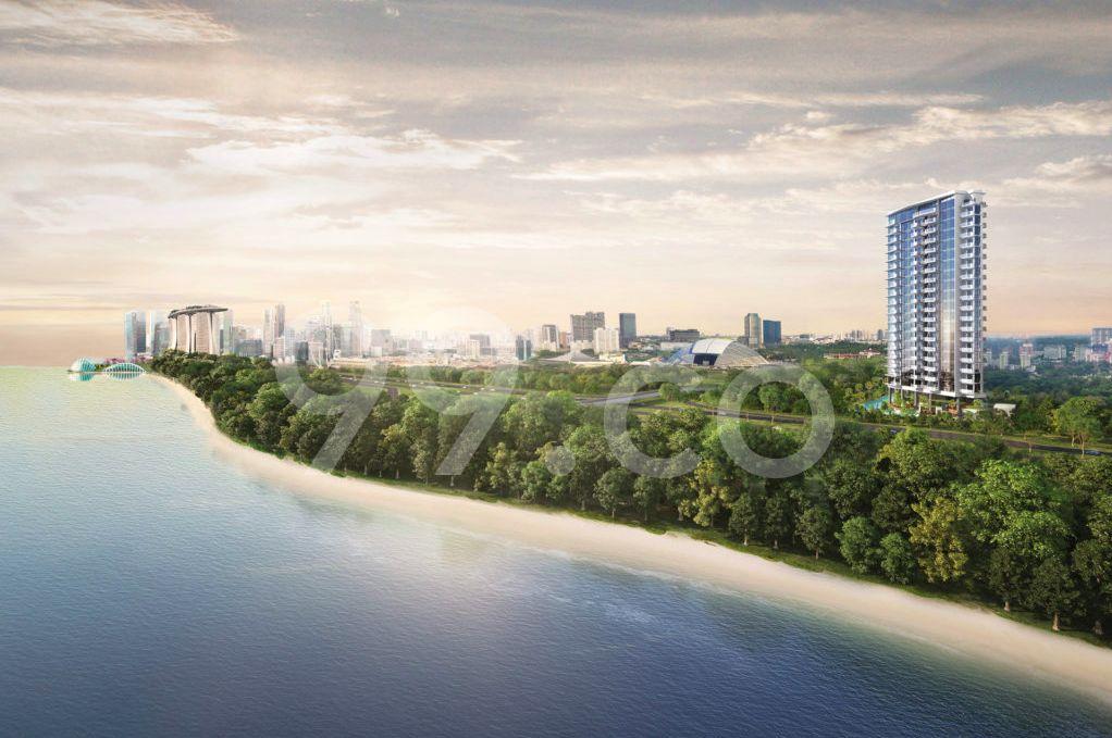 Coastline Residences Cover