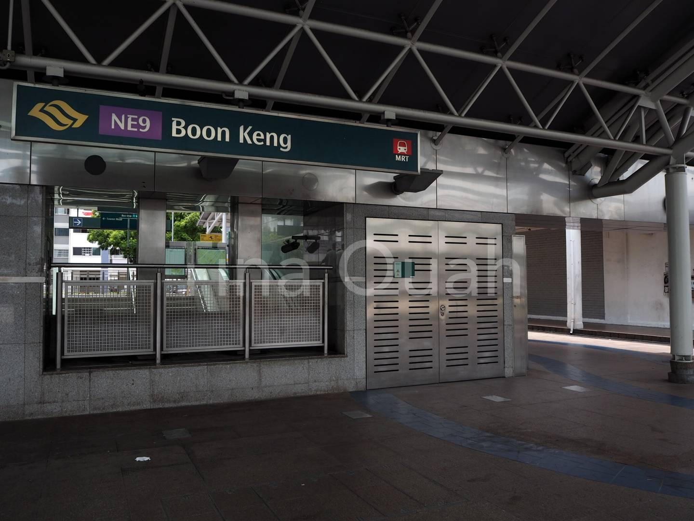 Boon Keng Station