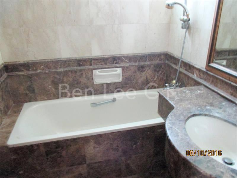 master bathroom longbath / shower