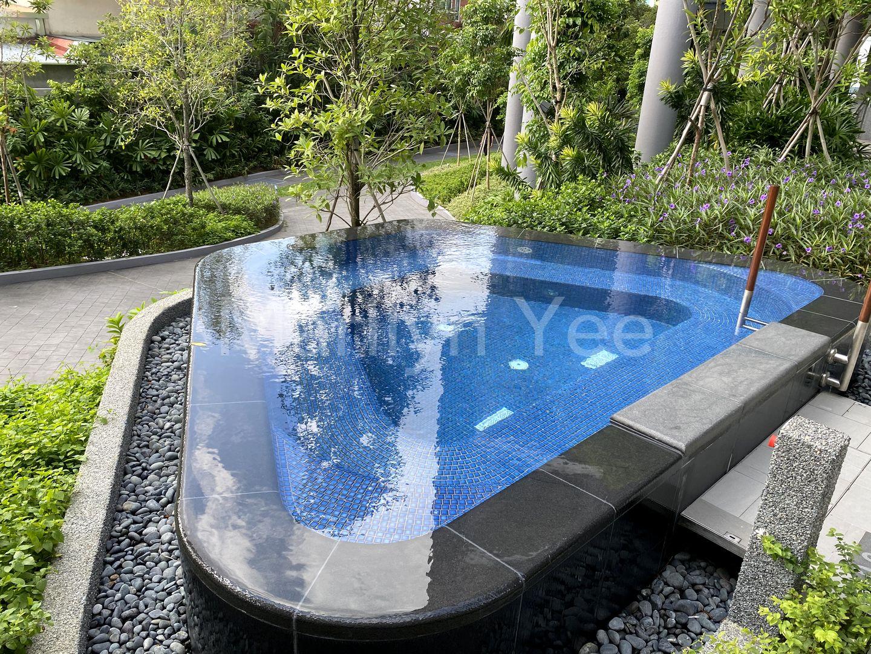 Ion spa pool