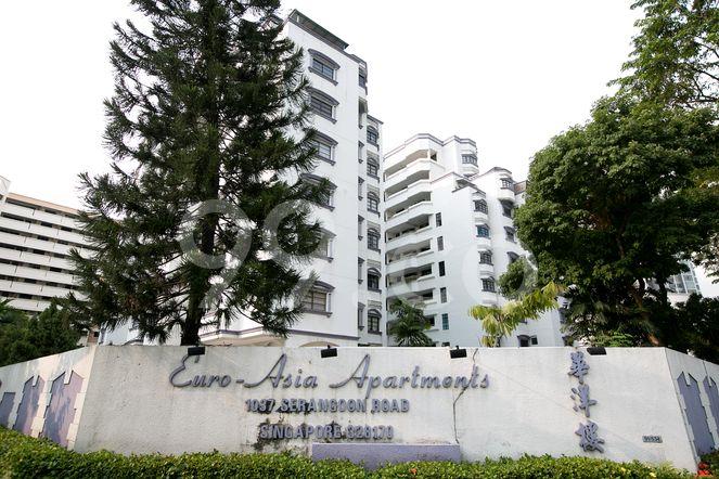 Euro-Asia Apartments Euro-Asia Apartments - Logo