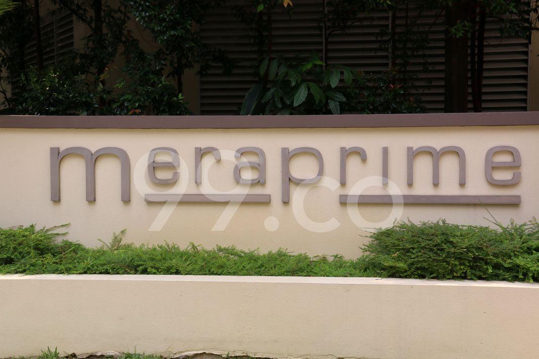 Meraprime  Logo
