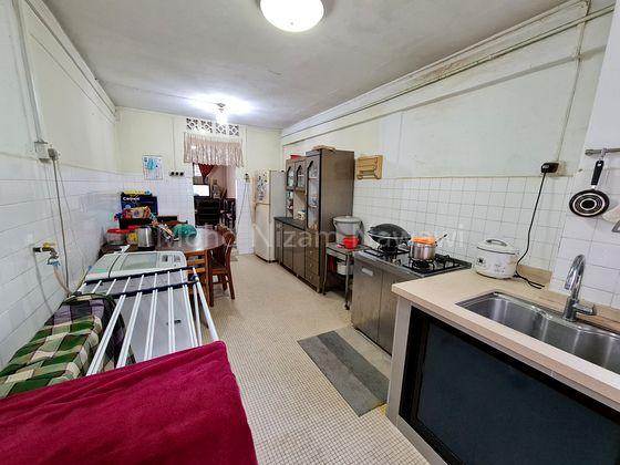 Longish Kitchen