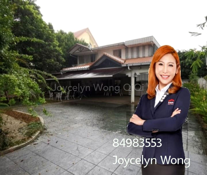 Old Detached House  #Joycelynwong 84983553