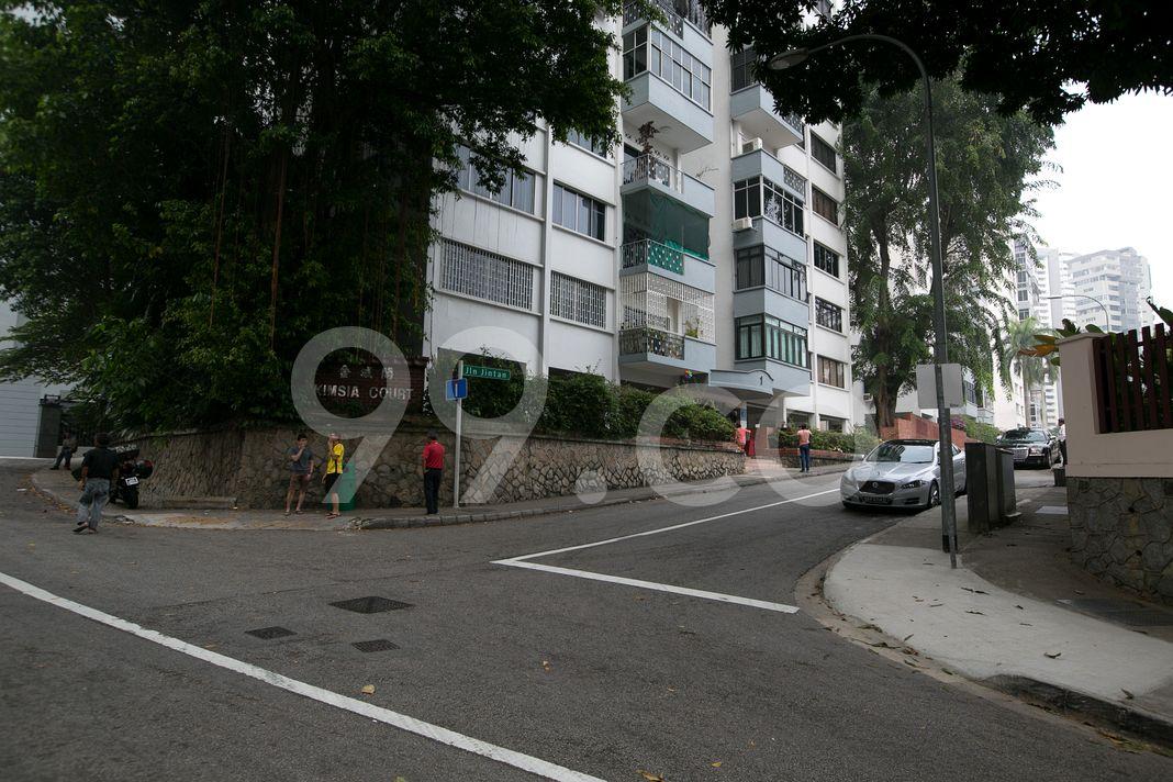 Kimsia Court  Street