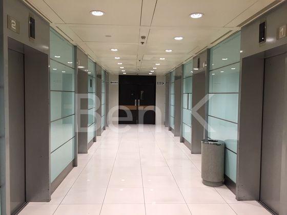 New Lift Lobby!