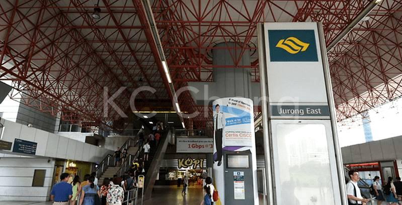 Jurong East MRT