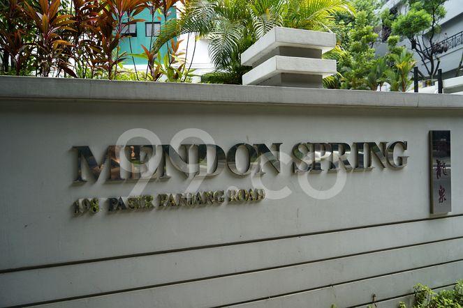 Mendon Spring Mendon Spring - Logo