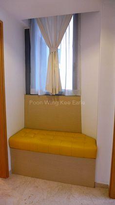 Corridor to bedroom to sit