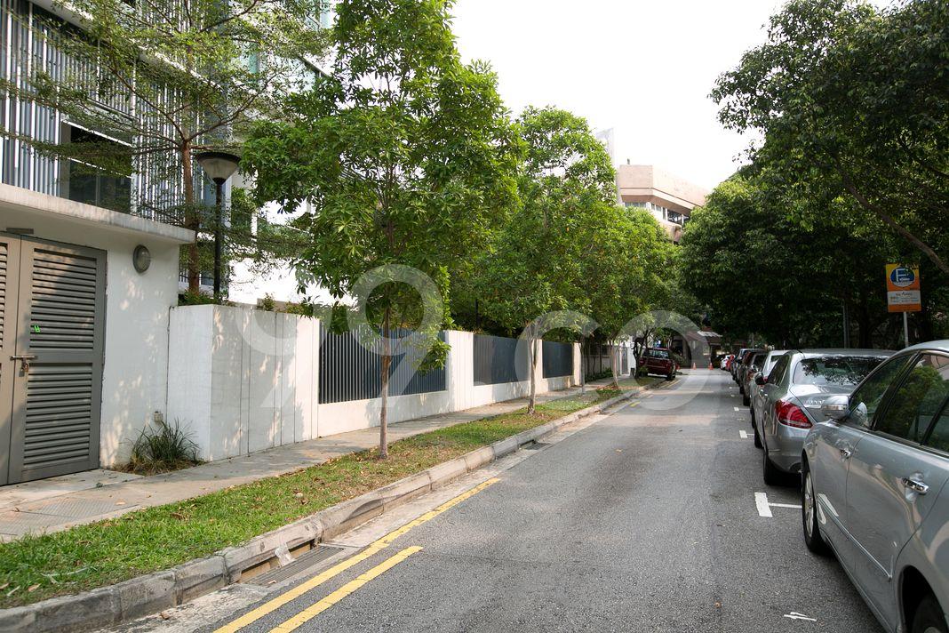 Newton Edge  Street